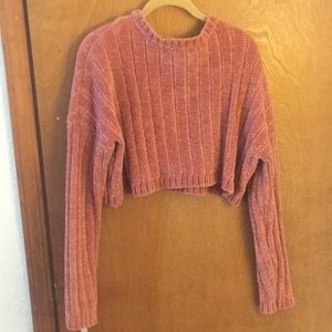 Forever21: cropped sweater